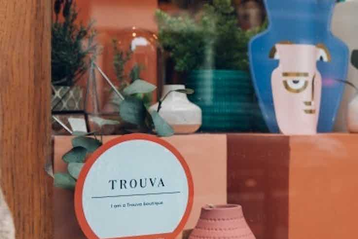 Trouva 100 disruptive Brands