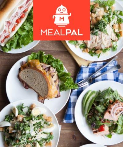 MealPal - 100 Disruptive Brands