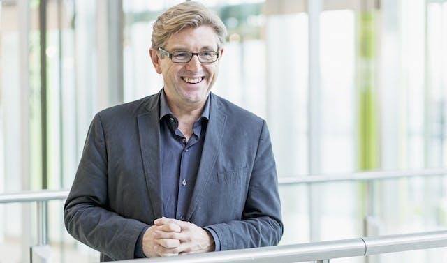 Unilever marketing boss Keith Weed
