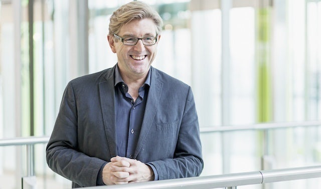 Unilever marketing boss Keith Weed