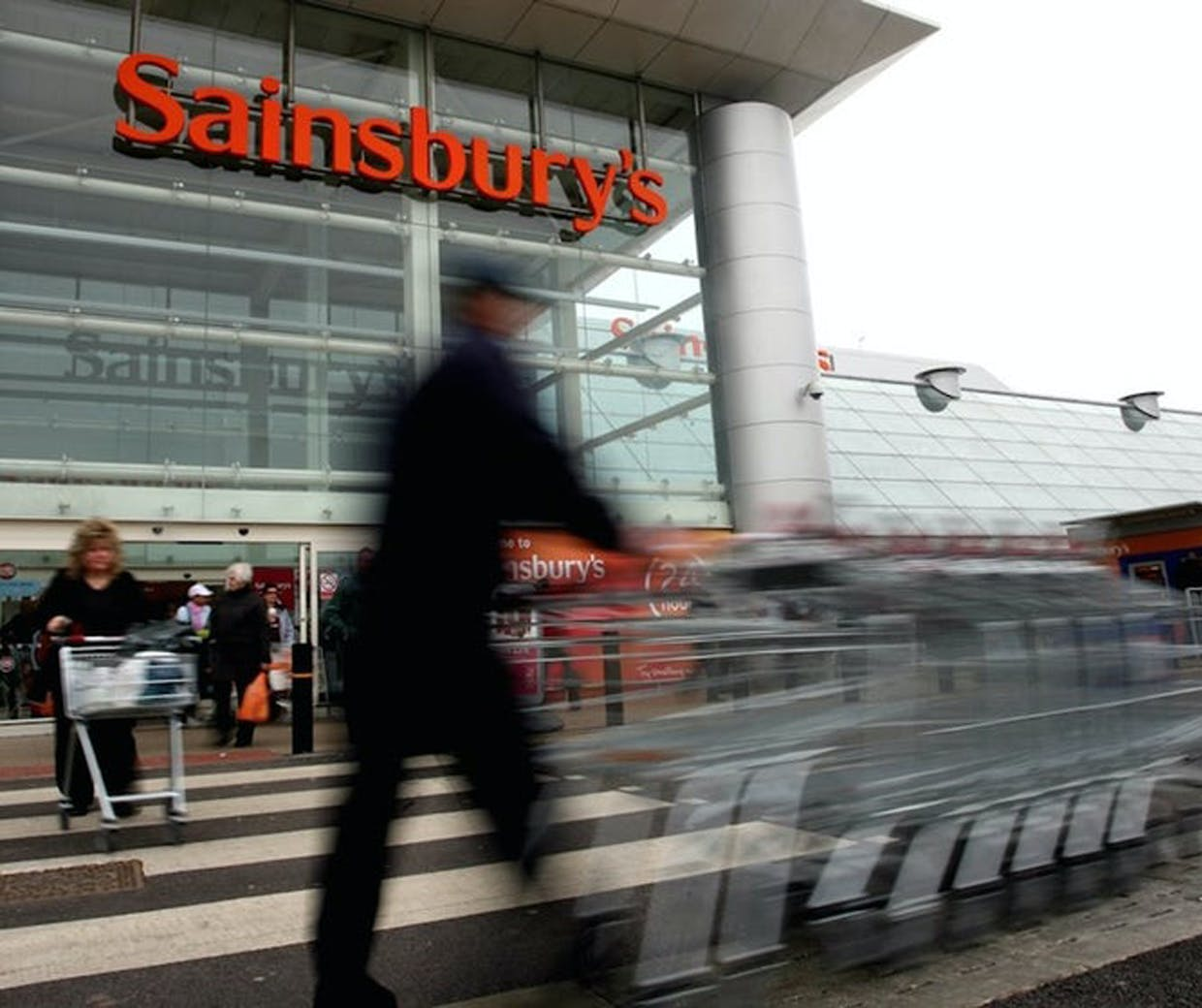 an analysis of the advertising in sainsbury store The research was conducted using the 4 ps framework and a pestel analysis  a new sainsbury's store to be opened  in-depth business research: sainsbury's.