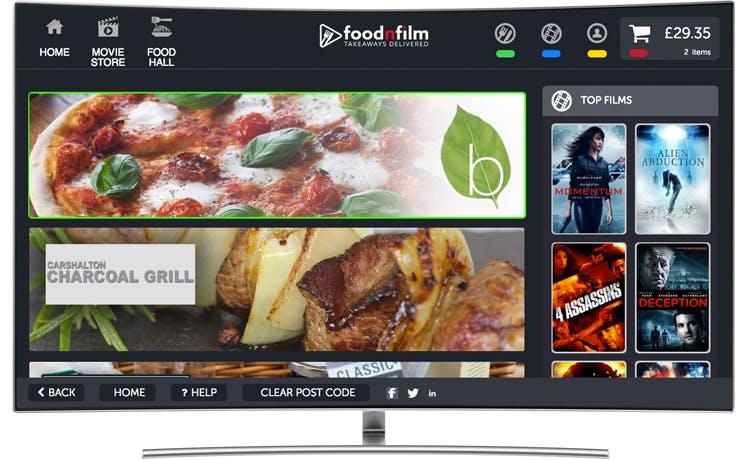 foodnfilm food app