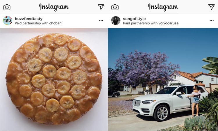Instagram to add label for paid product endorsements