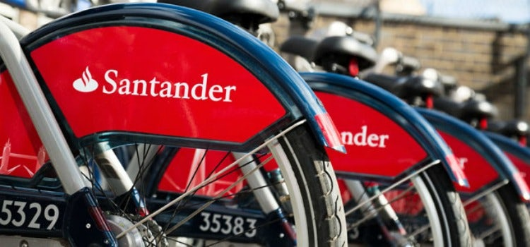 Santander Cycle
