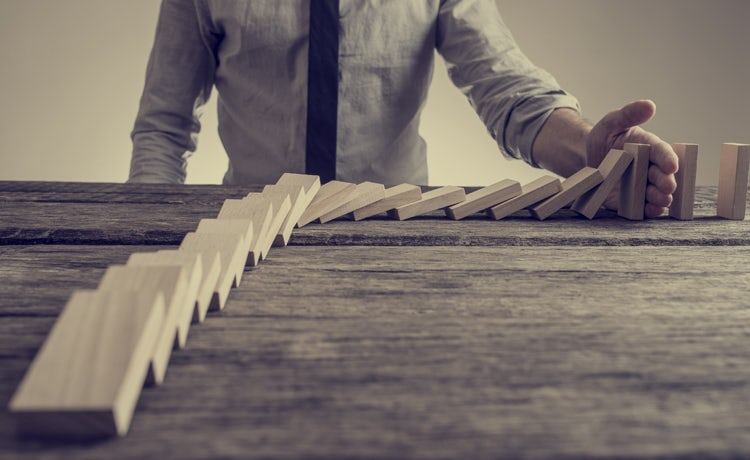 dominos crisis management