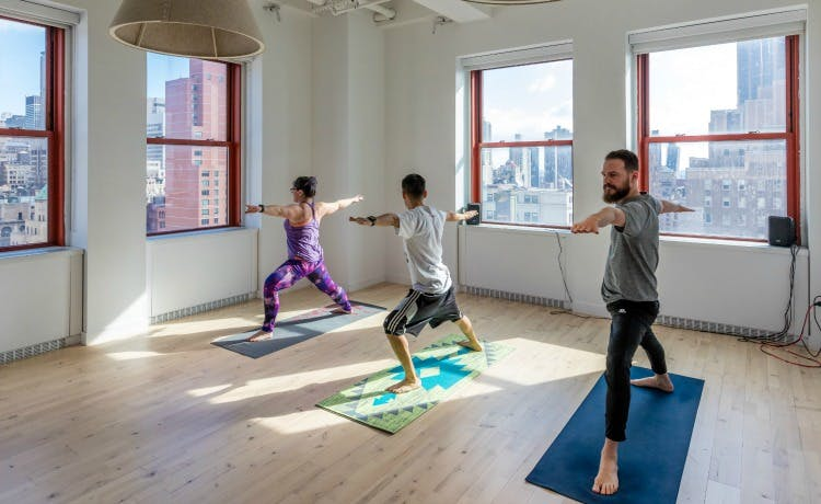 Shutterstock yoga