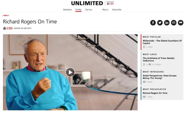 Unlimited by UBS