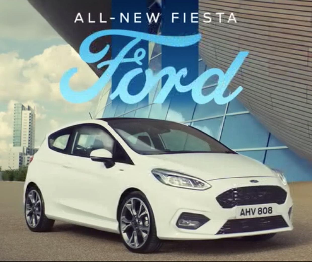 Ford Ditches European Ads To Become More 'British-centric'