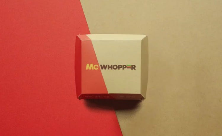 Burger King McWhopper