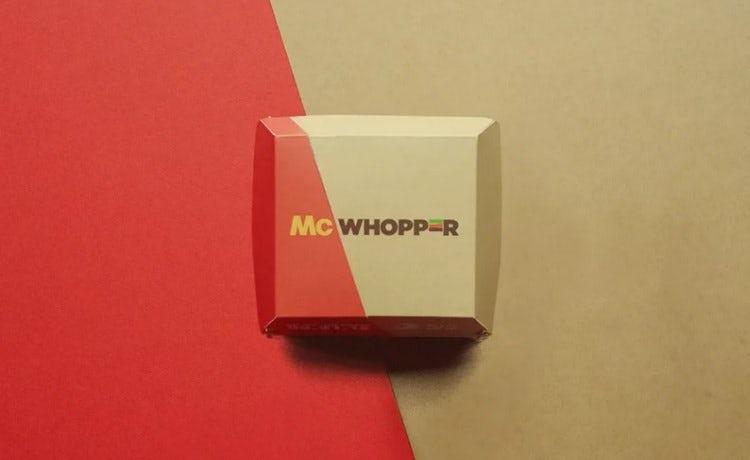Burger King McWhopper