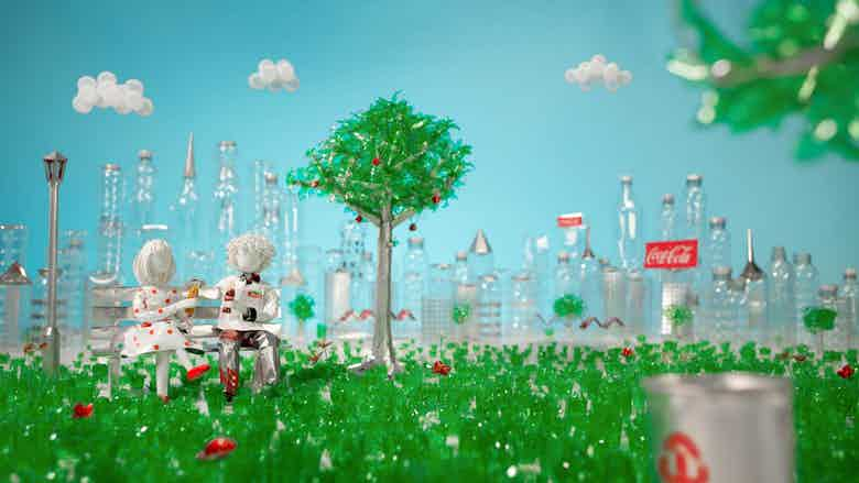 coke sustainability campaign