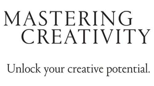 Mastering Creativity strapline