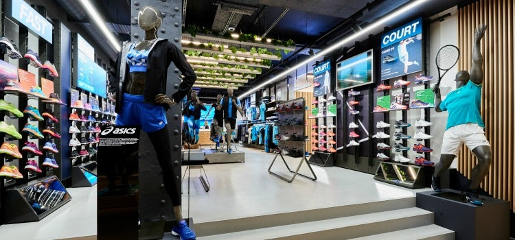 d26e59ea0c6 Asics in biggest brand shakeup in 25 years as it looks to broaden appeal