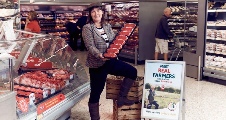 Morrisons makes pledge against fake farm brands