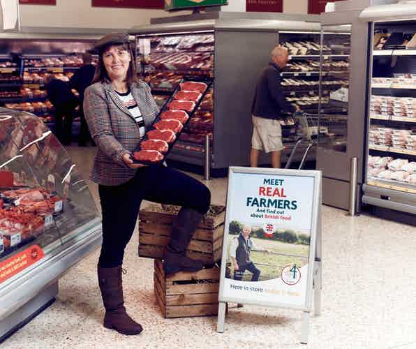 morrisons fake farm brands