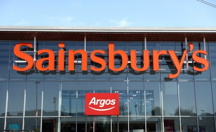 Image result for Sainsbury's sales fall despite promotions: Kantar