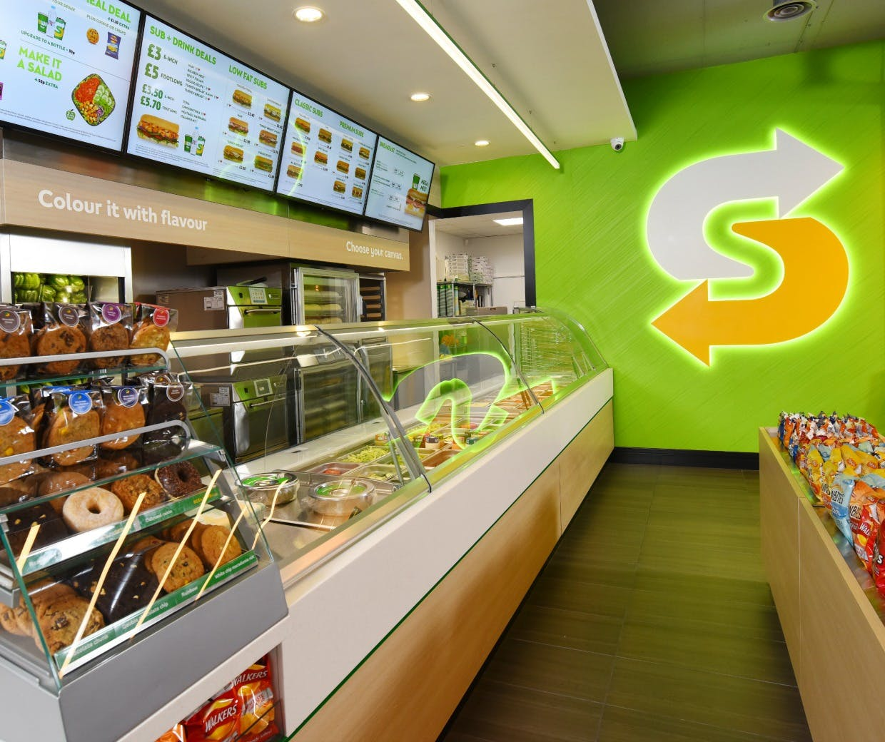 Subway Rethinks Loyalty Brand And Product In Global