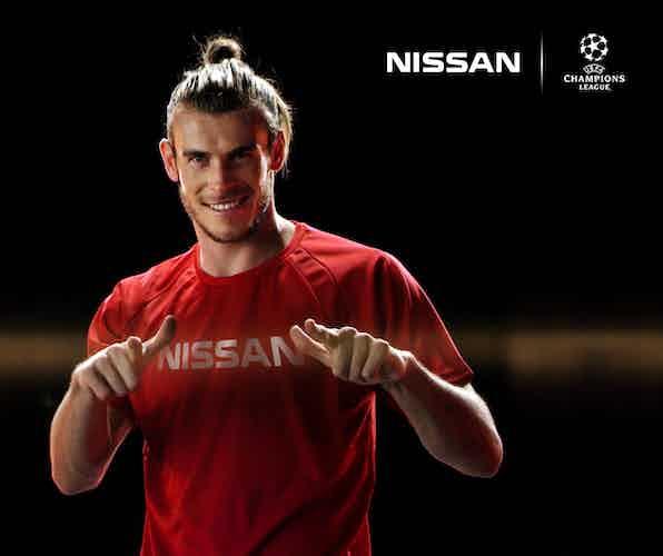 Nissan Champions League sponsorship