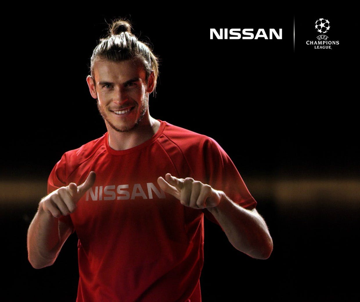 Nissan Champions League sponsorship