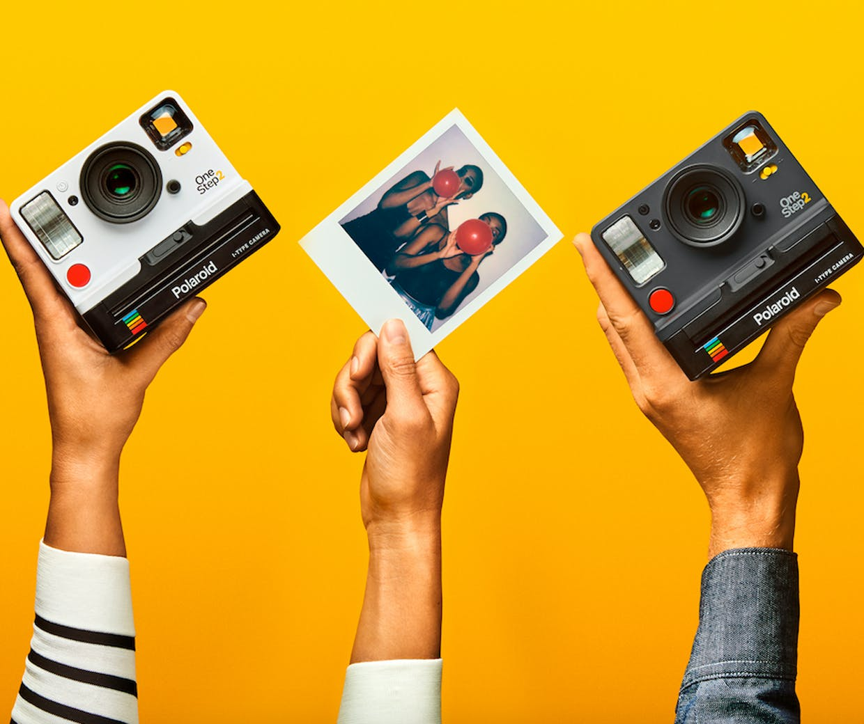 Polaroid On Why The Stranger Things Effect Is Good News For Retro Brands