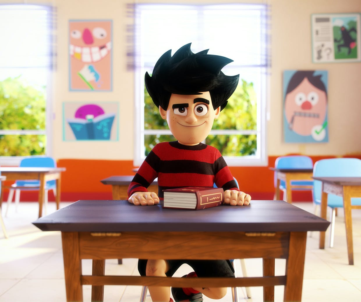 'People don't like being pigeon-holed': How Beano Studios targets kids and their parents