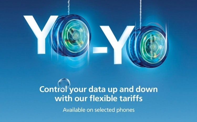 6482506c5537 Mobile operator O2 has marked its launch of new contracts that allow users  to increase and decrease their data allowance from month to month with a  new ad ...