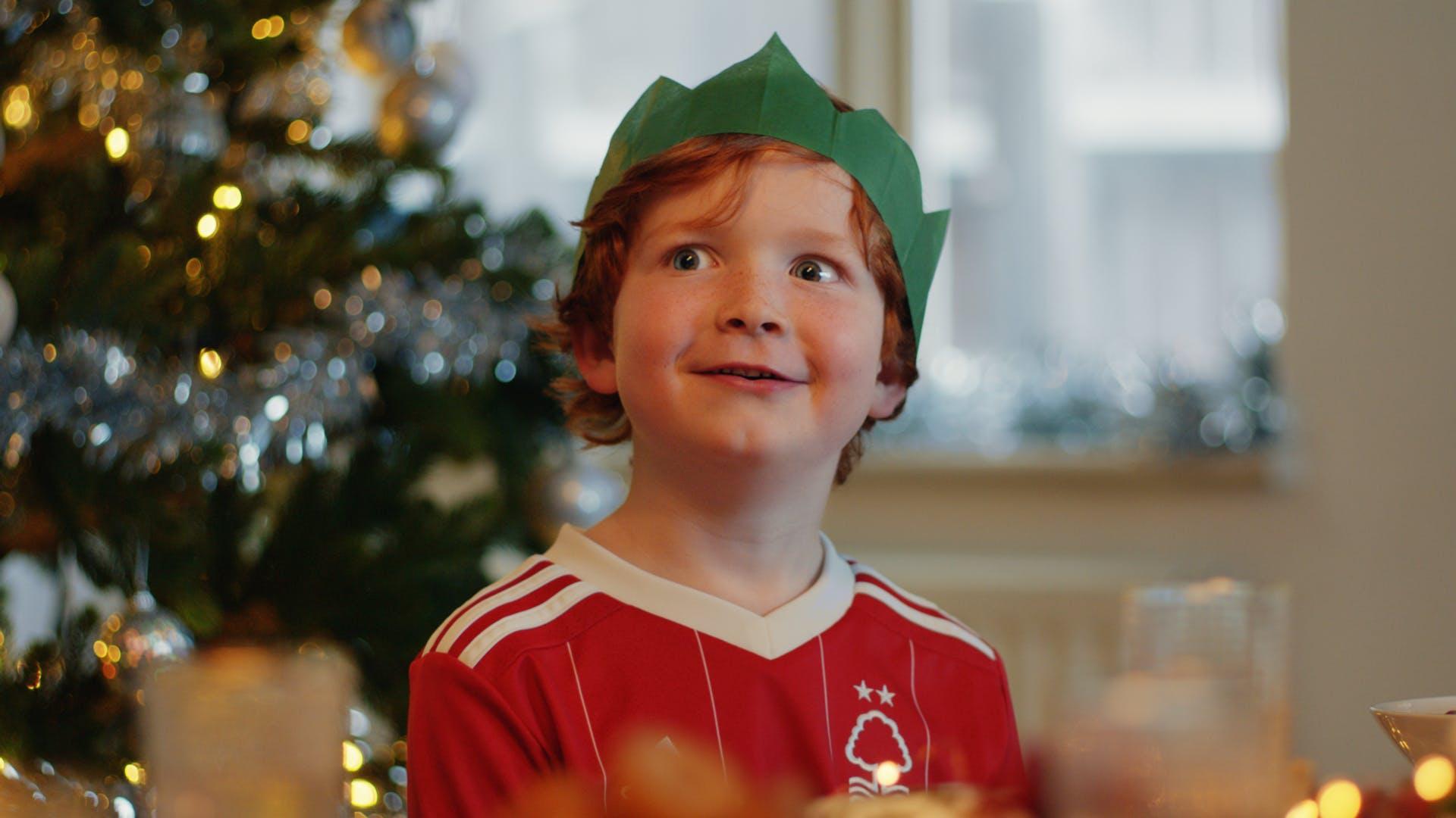 Lidl Christmas campaign 2017