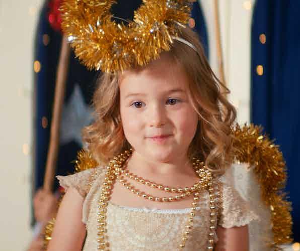 Morrisons Christmas campaign