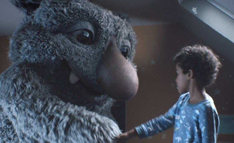 John Lewis Christmas ad campaign