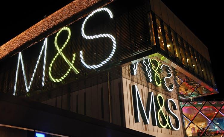 Marks&Spencer.