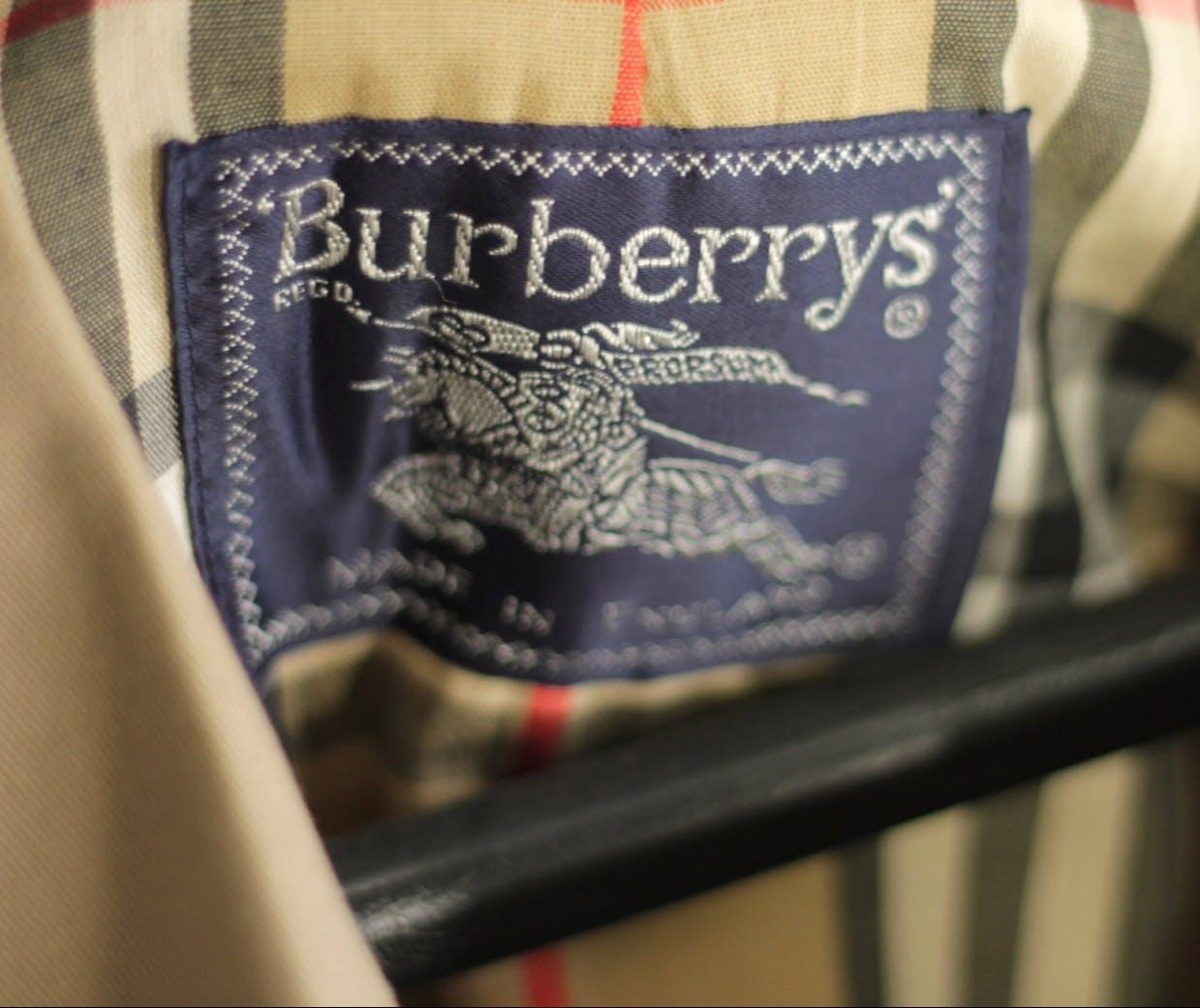 burberry это