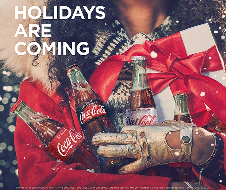 Christmas Coca-Cola