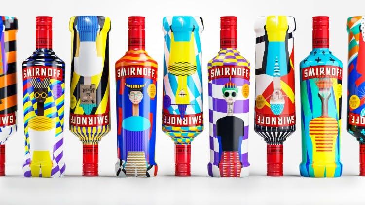 HP Smirnoff ad