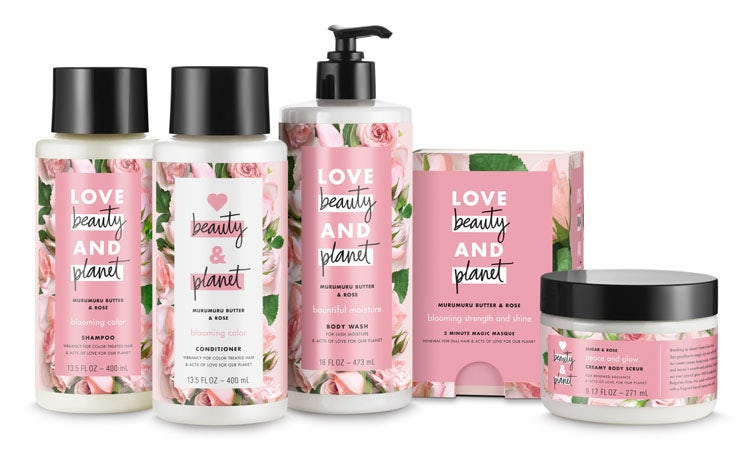 International Round Up Unilever S New Natural Beauty