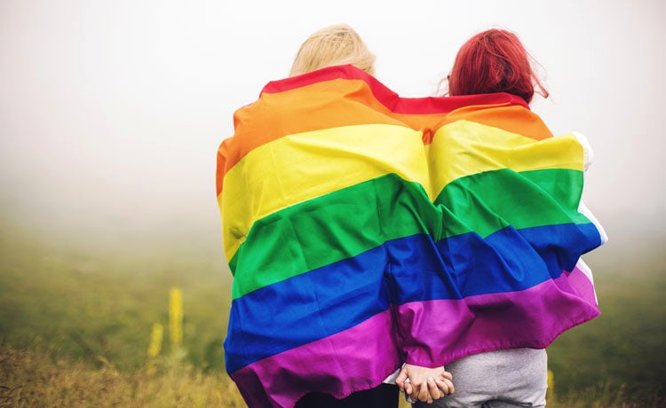 lesbians gay women LGBT