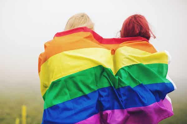 lesbian gay women LGBT