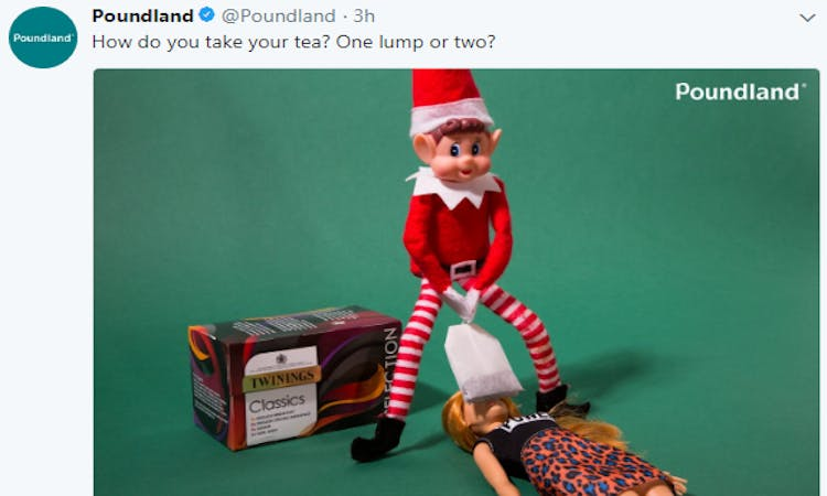 poundland strategic marketing Big four professional services firm deloitte is understood to be on the verge of an  appointment as poundworld administrator while bdo is also.
