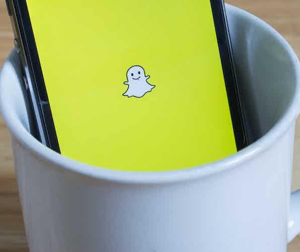 Snapchat Diageo