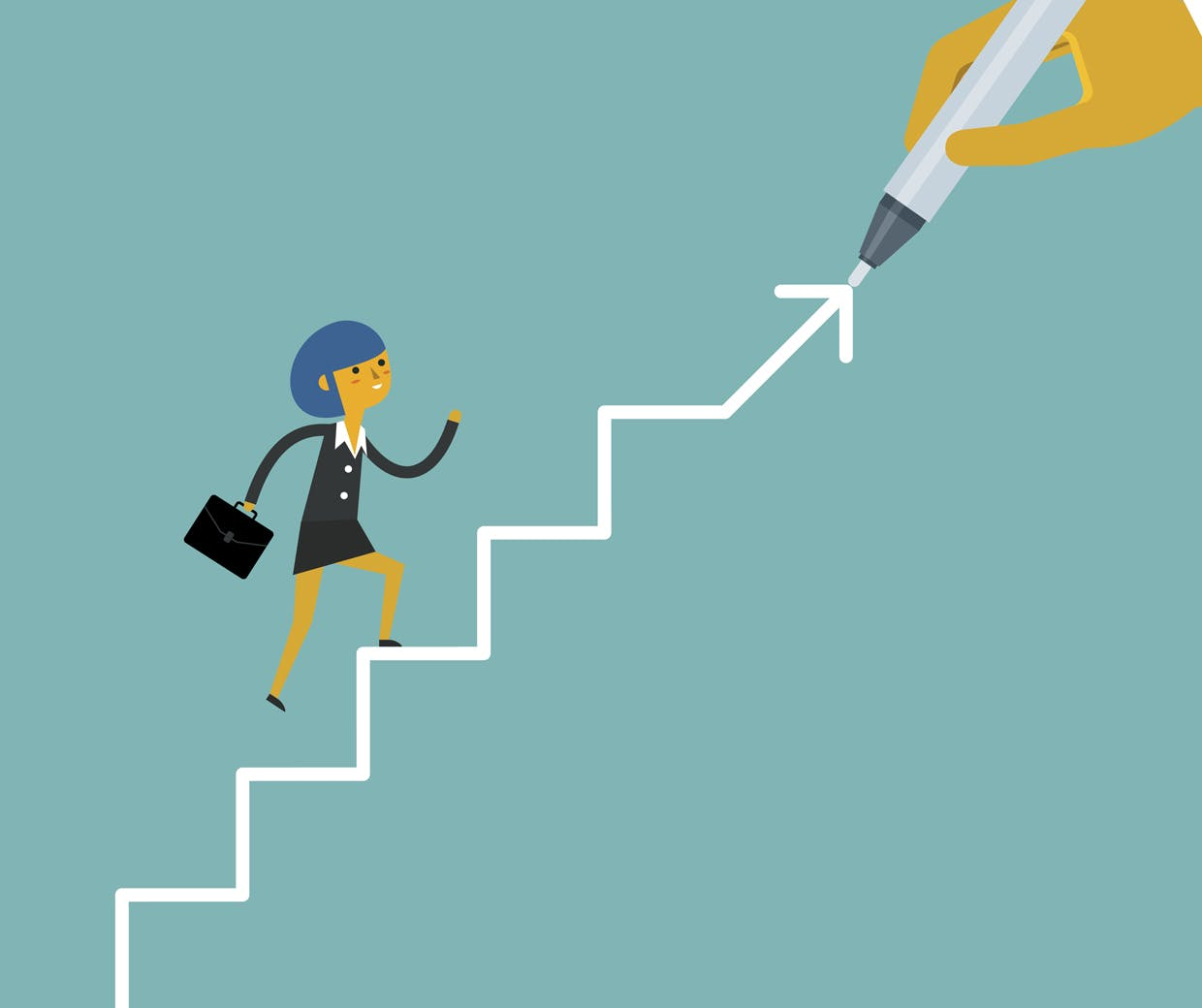 how the gender pay gap impacts female marketers\u0027 career progressionCareer #8