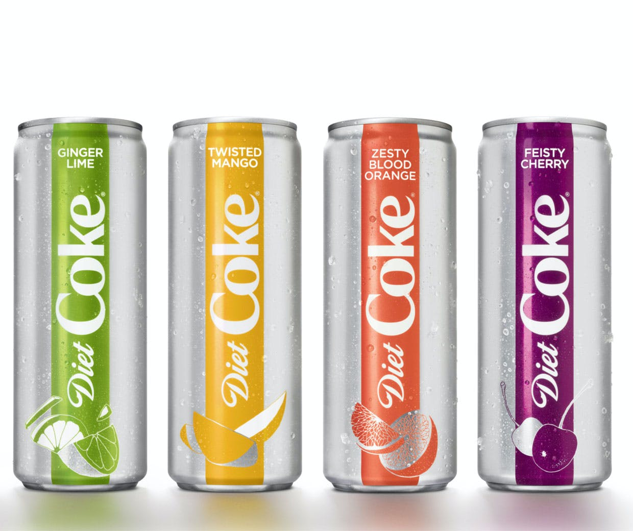 Diet Coke overhaul