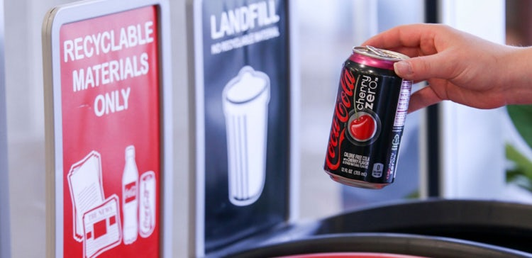 96f31d7fe7 Coca-Cola joins growing list of brands fighting back against plastic waste