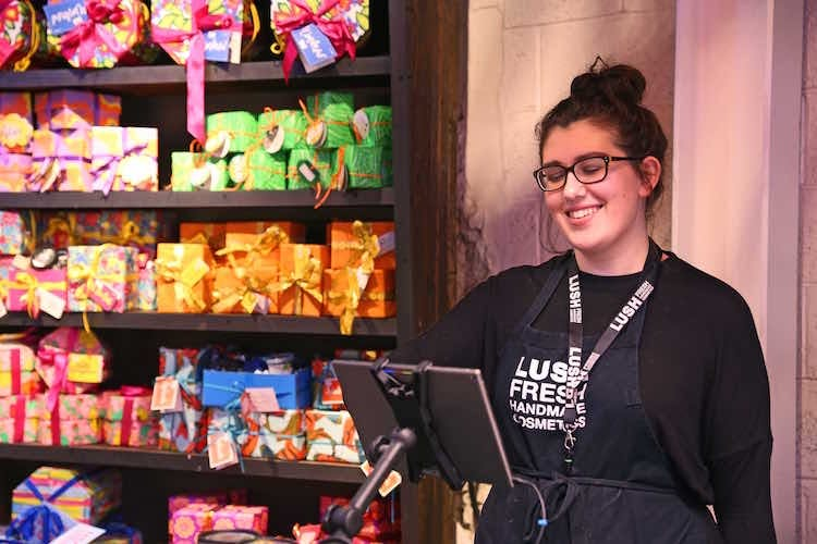 Lush On Its Journey To Provide The Ultimate Customer Experience