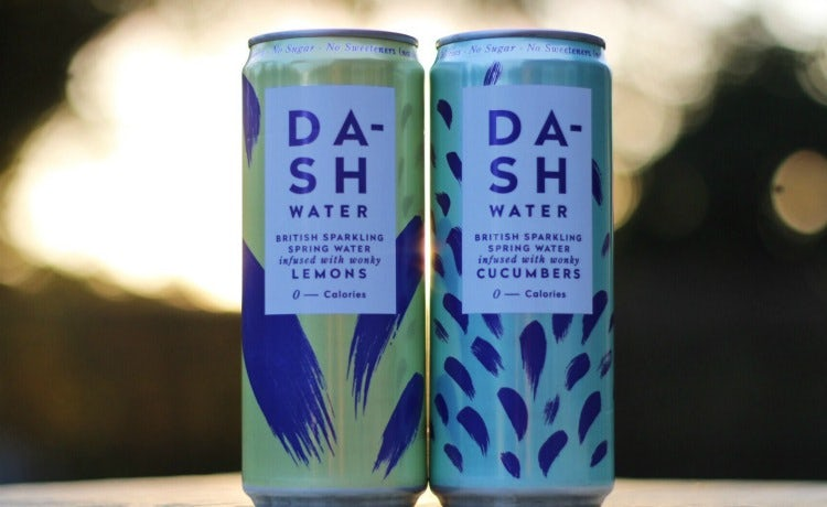 Dash Water