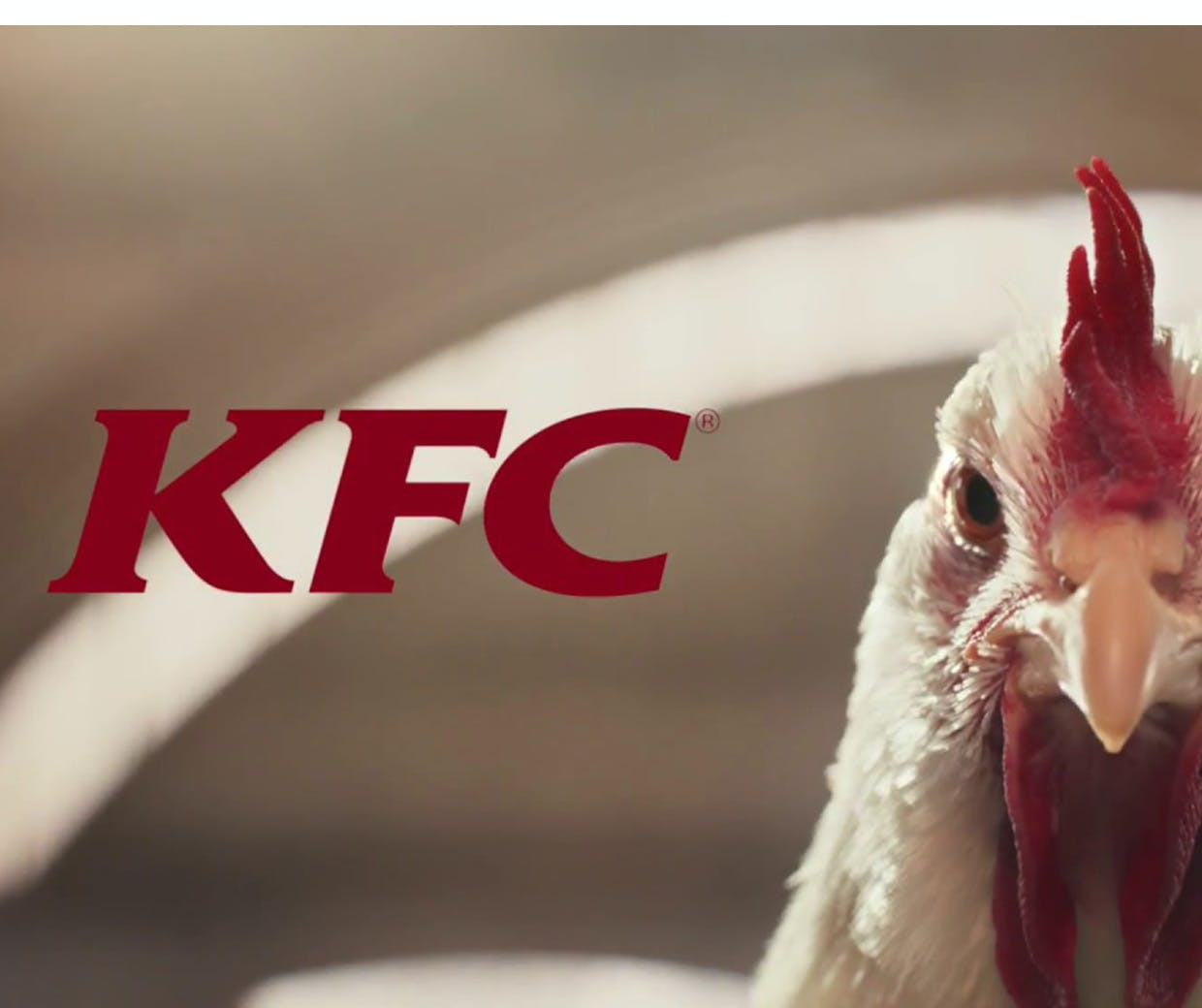 KFC\'s dancing chicken most complained about ad of 2017 - Marketing Week