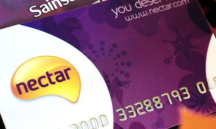 Nectar loyalty programme
