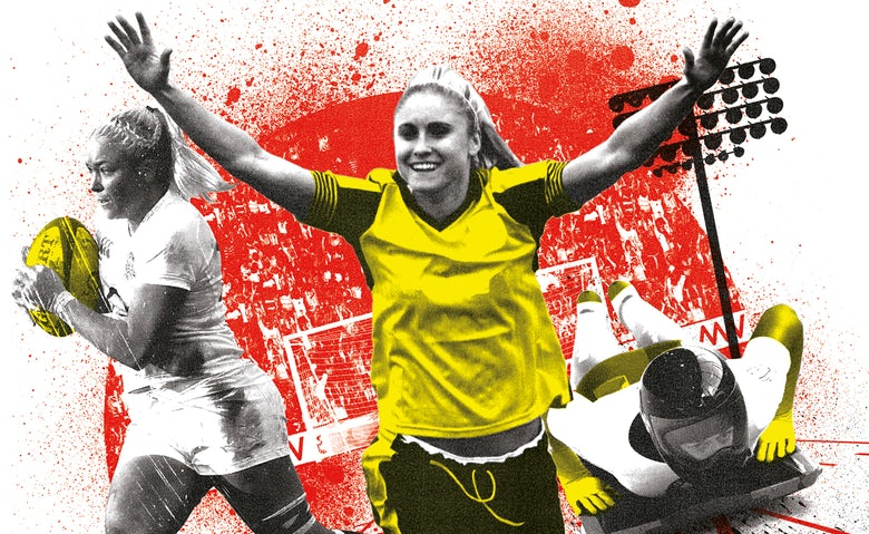 Women's sports sponsorship