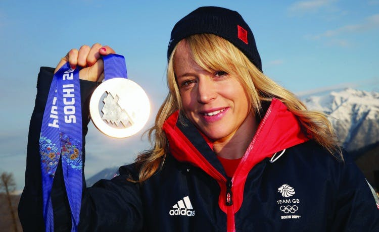 Jenny Jones Team GB