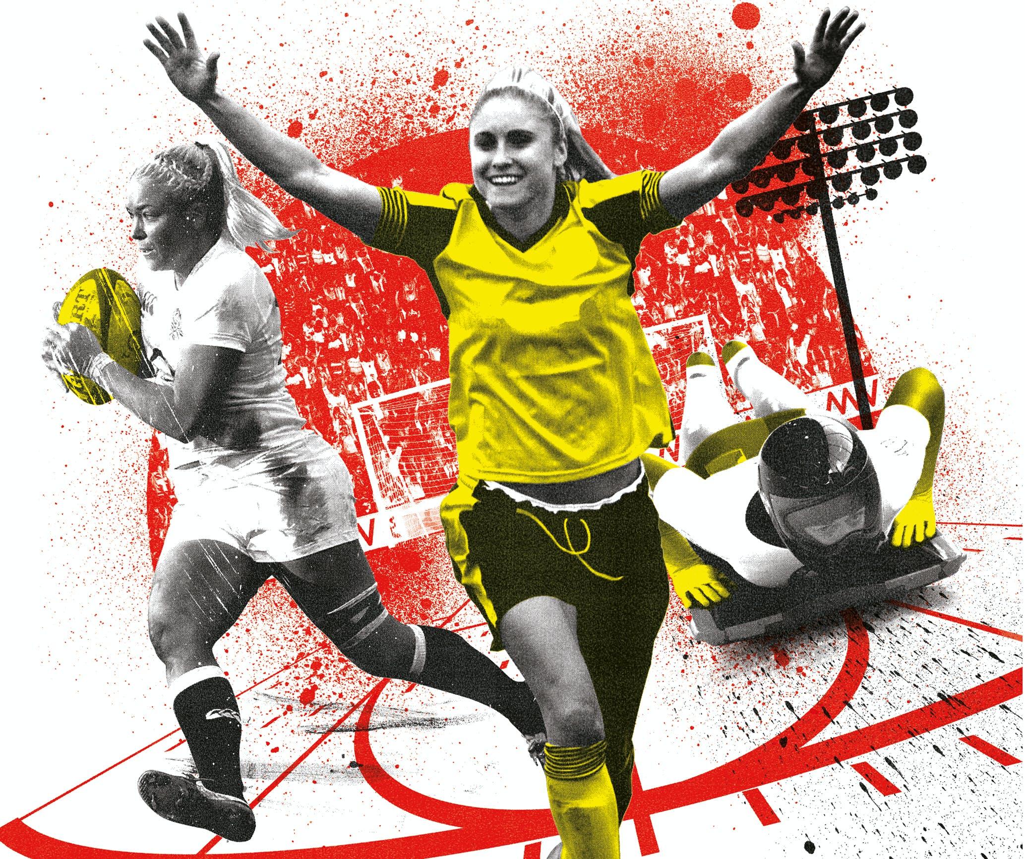 Women's sport sponsorship 2