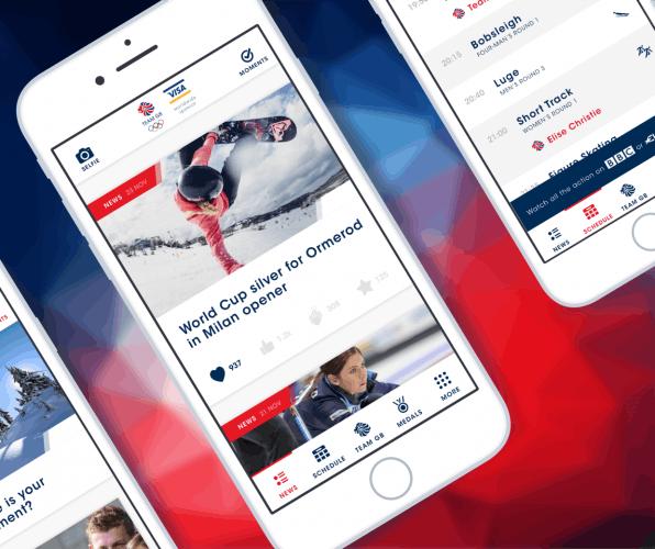Visa sponsors Winter Olympics