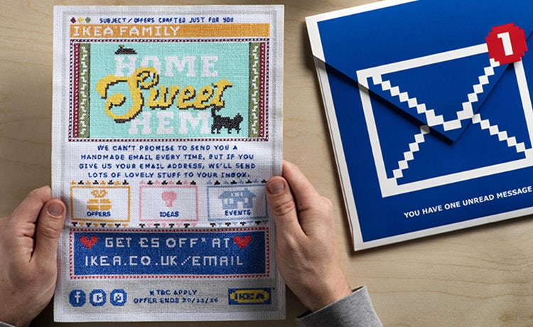 Innovations in direct mail help brands shout louder in the